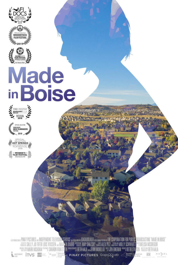 Made in Boise poster
