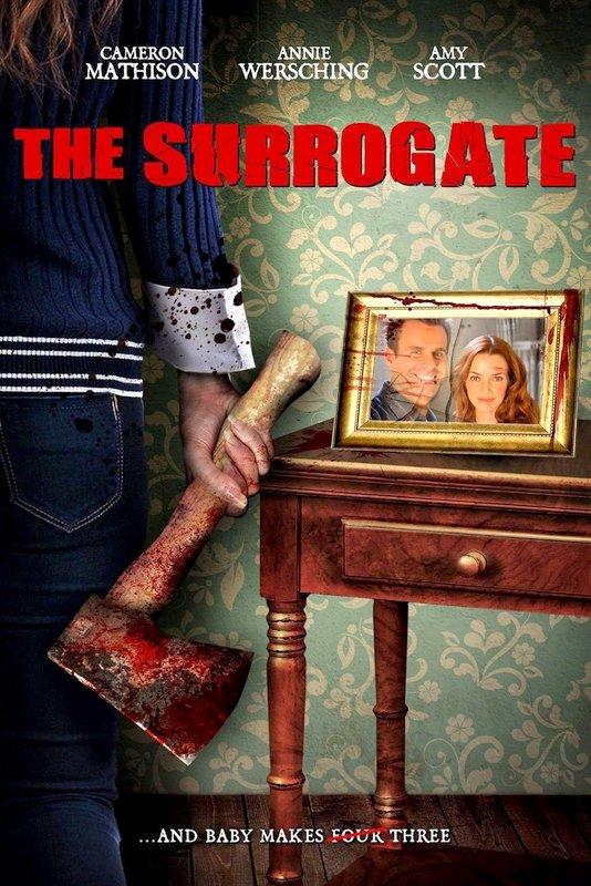 The Surrogate (Lifetime) TV Movie, 2013Directed by Doug CampbellShown: Ad Art